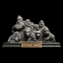 Planet of the Apes Socha Apes Through the Ages 29 cm