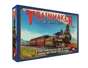 Trainmaker desková hra *English Version*