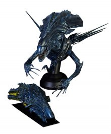 Aliens vs Predator Bust Maquette 1/3 Alien Queen Deluxe Version