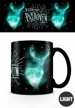 Harry Potter Glow In The Dark Mug Expecto Patronum