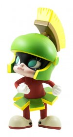 Looney Tunes Get Animated Vinyl Socha Marvin the Martian by Ken