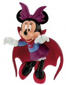 Disney Mickey Mouse & Friends Figure Minnie Halloween 7 cm