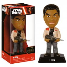 Star Wars Episode VII Wacky Wobbler figurka Finn 15 cm