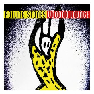 The Rolling Stones Rock Saws skládací puzzle Voodoo Lounge (500
