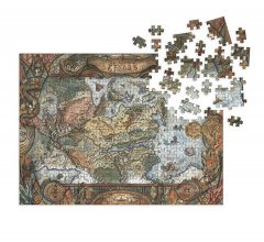 Dragon Age skládací puzzle World of Thedas Map (1000 pieces)