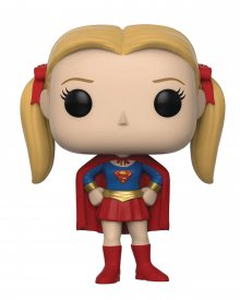 Friends POP! TV Vinylová Figurka Phoebe as Supergirl 9 cm