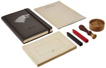 Game of Thrones Deluxe Stationery Set House Stark