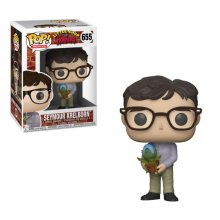Little Shop of Horrors POP! Movies Vinyl Figure Seymour Krelborn