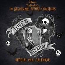 Nightmare before Christmas Calendar 2021 *English Version*