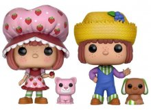 Strawberry Shortcake POP! Vinylové Figurky 2-Pack Strawberry Sh