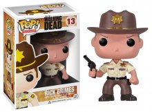 The Walking Dead POP! Vinylová Figurka Rick 10 cm