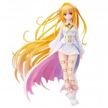 To Love-Ru Darkness PVC Socha 1/6 Golden Darkness White Transfo