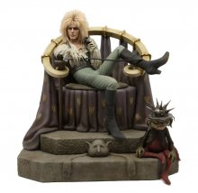 Labyrinth Socha 1/4 Jareth on Throne 48 cm