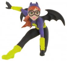 DC Comics Super Hero Girls mini figurka Batgirl 9 cm