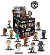 Star Wars Mystery Minis Vinyl mini figurky 6 cm Display Classic