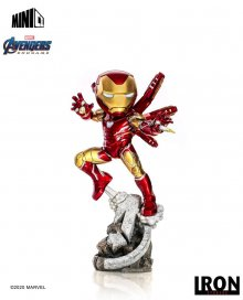 Avengers Endgame Mini Co. PVC figurka Iron Man 20 cm