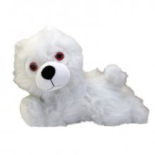 Game of Thrones Plyšák Ghost Direwolf Prone Cub 23 cm