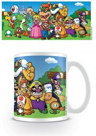 Super Mario Mug Group