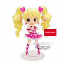 Fresh Pretty Cure! Q Posket mini figurka Cure Peach Ver. A 14 cm