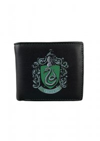 Harry Potter Bi-Fold peněženka Slytherin