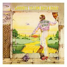 Elton John Rock Saws skládací puzzle Goodbye Yellow Brick Road (