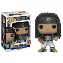NFL POP! Football figurka Todd Gurley (Los Angeles Rams) 9 cm