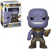 Avengers Infinity War POP! Movies Vinylová Figurka Thanos 9 cm