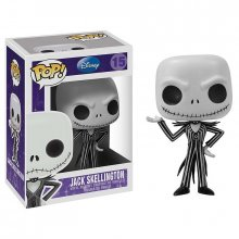 Nightmare Before Christmas POP! figurka Jack Skellington 10 cm