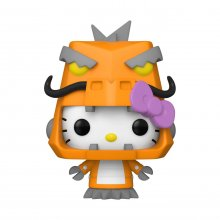 Hello Kitty Kaiju POP! Sanrio Vinylová Figurka Hello Kitty Mecha