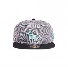 Rick and Morty Snapback kšiltovka Outer Space Cat