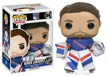 NHL POP! Hockey Vinylová Figurka Henrik Lundqvist (New York Rang