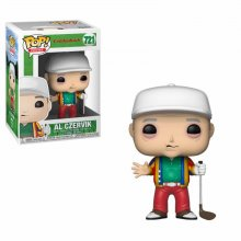 Caddyshack POP! Movies Vinylová Figurka Al 9 cm
