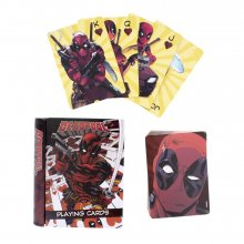 Deadpool herní karty Deadpool Designs