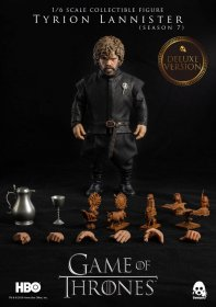 Game of Thrones Akční figurka 1/6 Tyrion Lannister Deluxe Versio