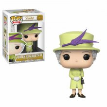 Royal Family POP! Vinylová Figurka Queen Elizabeth II 9 cm