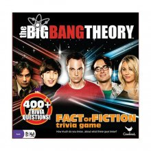 The Big Bang Theory desková hra Trivia Fact or Fiction *English