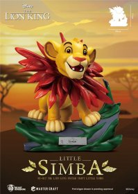 Disney (The Lion King) Master Craft Socha Little Simba 31 cm