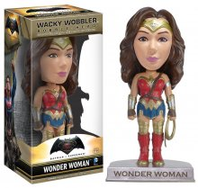 Batman v Superman Wacky Wobbler Bobble-Head Wonder Woman 15 cm