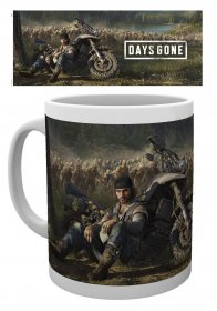 Days Gone Hrnek Bike