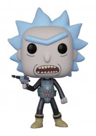 Rick a Morty POP! Animation Vinylová Figurka Prison Escape Ric