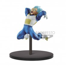 Dragon Ball Super Chosenshiretsuden PVC Socha SSGSS Vegeta 12 c