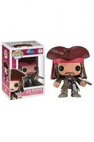 Pirates of the Caribbean POP! Vinylová Figurka Jack Sparrow 10 c