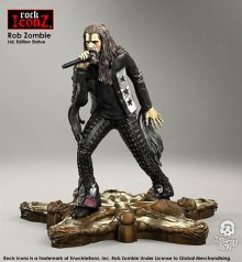 Rob Zombie Rock Iconz Socha 20 cm