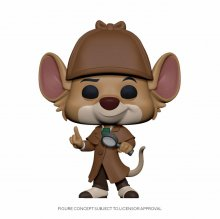 The Great Mouse Detective POP! Disney Vinylová Figurka Basil 9 c