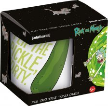 Rick & Morty Hrnek Pickle Rick
