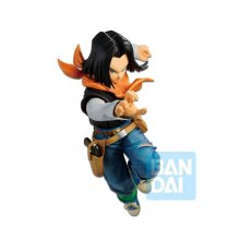 Dragonball Z PVC The Android Battle Socha Android 17