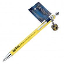 Harry Potter Pen with Charm Hufflepuff Case (10)