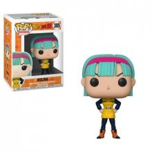 Dragonball Z POP! Animation Vinyl Figure Bulma (YW) 9 cm