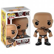WWE Wrestling POP! vinylová figurka The Rock 10 cm