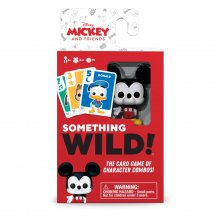 Mickey and Friends karetní hra Something Wild! Case (4) English